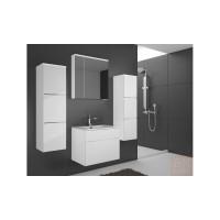 Pitypang fürdőszoba bútor - fehér vagy fekete