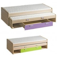 Lorin 16 - dupla ágy