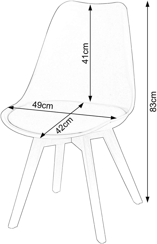 Svéd stílusú szék